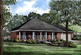 Plan Number 82050 - 1746 Square Feet