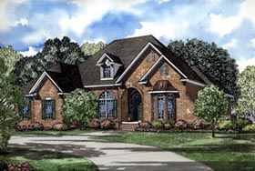 House Plan 82055