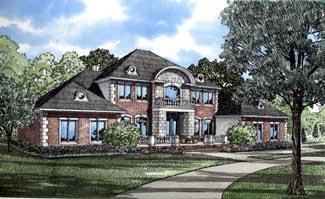 House Plan 82057