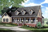 Plan Number 82058 - 4382 Square Feet