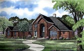 Plan Number 82060 - 4873 Square Feet