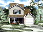Plan Number 82065 - 1251 Square Feet