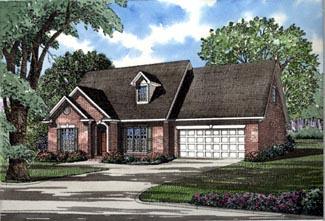 Cape Cod House Plan 82071 Elevation