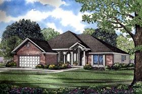 House Plan 82077