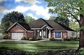 Plan Number 82077 - 1950 Square Feet