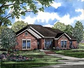 Plan Number 82081 - 2034 Square Feet