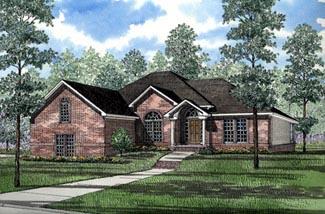 House Plan 82083