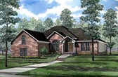 Plan Number 82083 - 2132 Square Feet