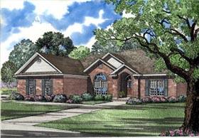 House Plan 82084