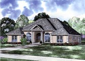 Plan Number 82097 - 2525 Square Feet