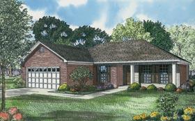 House Plan 82101