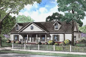 Plan Number 82103 - 2246 Square Feet