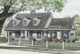 House Plan 82105