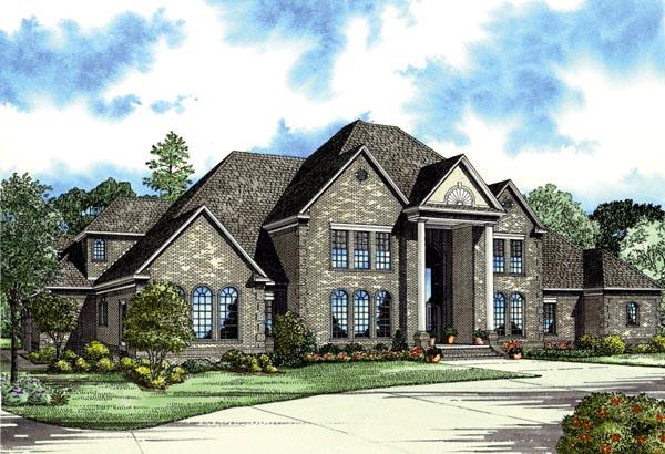 House Plan 82121