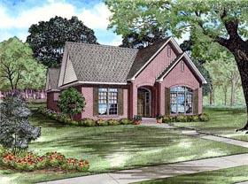 House Plan 82137
