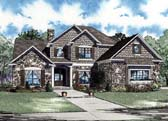Plan Number 82150 - 3425 Square Feet
