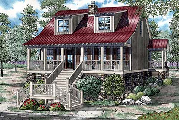 House Plan 82152
