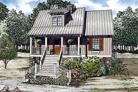 House Plan 82157