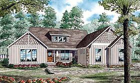 Traditional House Plan 82160 Elevation