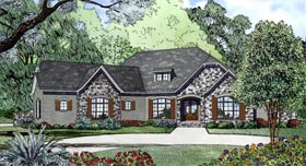 House Plan 82171