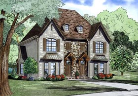 Multi-Family Plan 82174