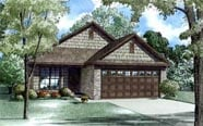 Plan Number 82181 - 1198 Square Feet