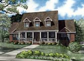 Plan Number 82194 - 3706 Square Feet