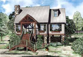 House Plan 82209