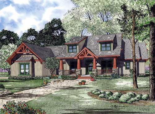 House Plan 82217