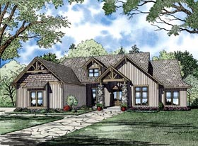 House Plan 82219
