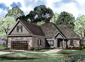 Plan Number 82224 - 1629 Square Feet