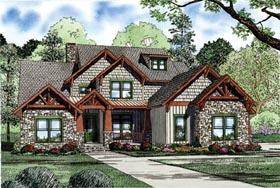 House Plan 82231