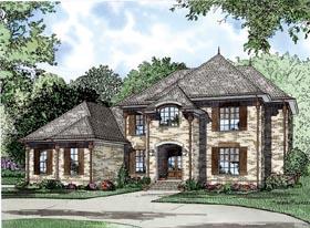 House Plan 82237
