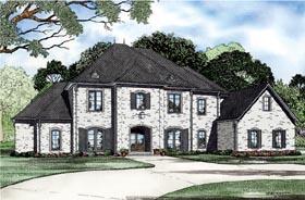 House Plan 82238