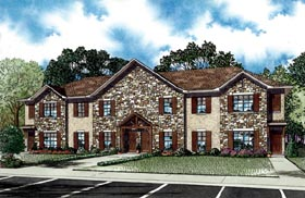 Multi-Family Plan 82274