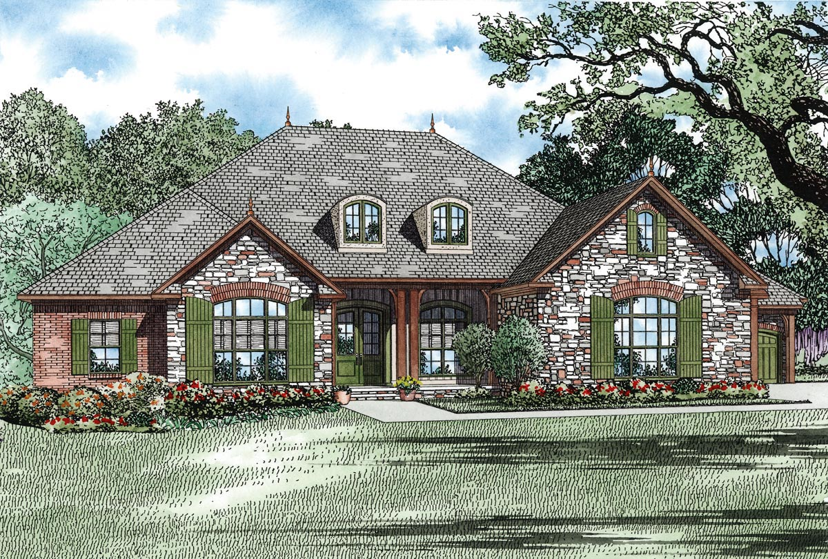 house plan 82275 at familyhomeplans com click here to see an even larger picture country craftsman european house plan