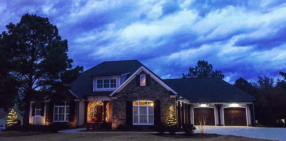 Country, Craftsman, European House Plan 82275 with 3 Beds, 3 Baths, 4 Car Garage Picture 1