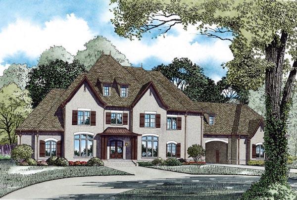 House Plan 82281