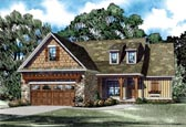 Plan Number 82282 - 1591 Square Feet