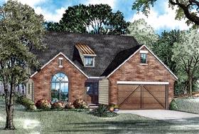 Craftsman House Plan 82292 Elevation