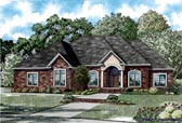 Plan Number 82294 - 4037 Square Feet