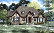 Plan Number 82300 - 2498 Square Feet