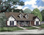 Plan Number 82304 - 2688 Square Feet