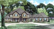 Plan Number 82310 - 6024 Square Feet