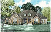 Plan Number 82311 - 3542 Square Feet