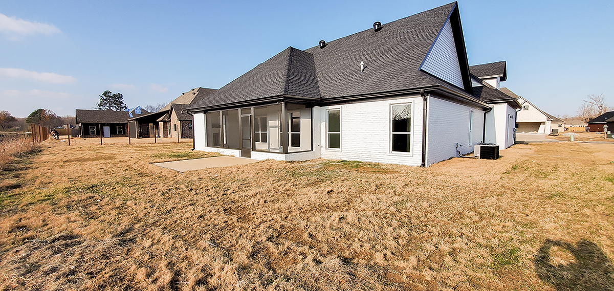 House Plan 82319 Rear Elevation