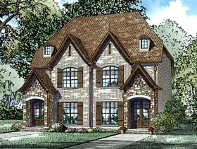 Multi-Family Plan 82334