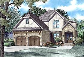 House Plan 82340