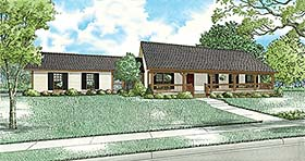 Ranch House Plans | Find Your Ranch House Plans Today on