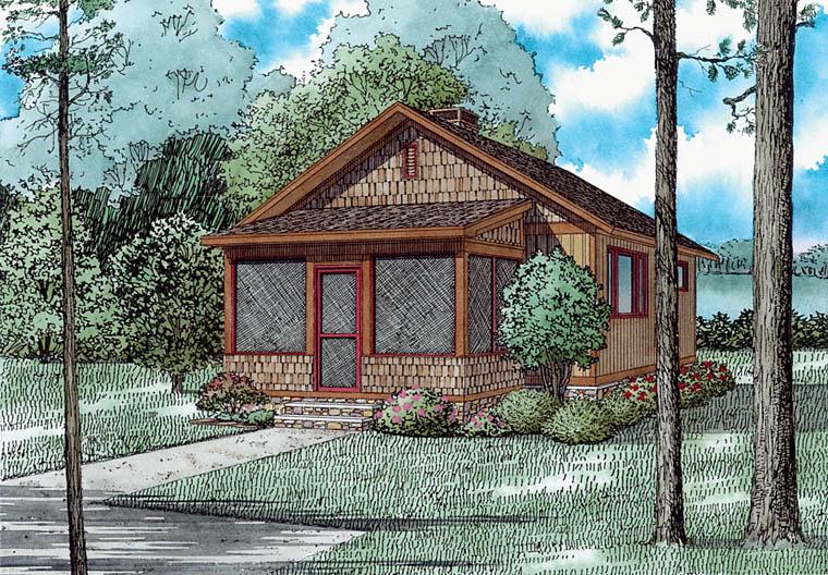 House Plan 82354